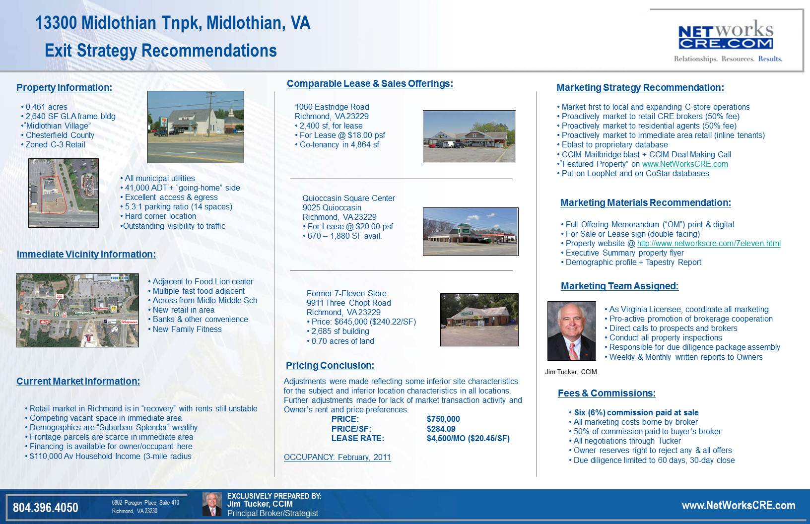 Placemat Commercial Real Estate Investment Advisor